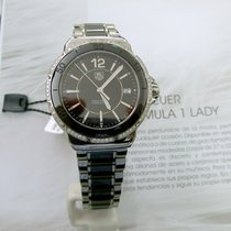 TAG Heuer Formula 1 Black Ceramic Ladies