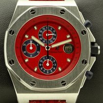 Audemars Piguet Offshore Limited Edition Red Themes, full set