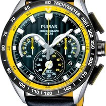 Pulsar WRC PU2007X1 Herrenchronograph Massives Gehäuse