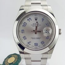 Rolex Datejust II 41mm Stainless Steel NEW REF:116300 gao