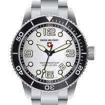 Swiss Military Marlin Swiss Watch 20atm S/steel Bracelet...