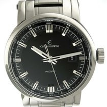 Chronoswiss Grand Pacific CH2883 Automatic  Date 43mm Watch...