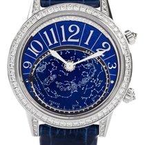 Jaeger-LeCoultre [NEW] Rendez-Vous Celestial Blue Dial Ladies...