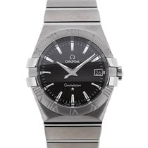 Omega Constellation 35 Quartz Date