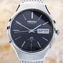 Seiko Lm Lord Matic Rare Men's Japanese 1970 25 Jewels...