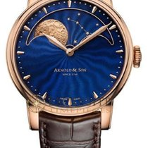 Arnold & Son HM Perpetual Moon 18-carat red gold 1GLAR.U01...