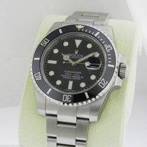 Rolex 116610 Submariner Stainless Steel Ceramic Bezel Black Dial