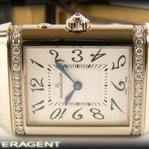 Jaeger-LeCoultre Reverso Duetto in oro bianco e diamanti Car. Man