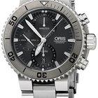 Oris Aquis Titan Chronograph 46mm Mens Watch