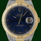 Rolex Datejust 16263 Turn O Graph 36mm 18k Gold Steel B...