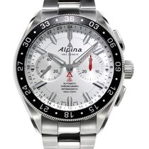 Alpina ALPINER CHRONOGRAPH 4 - 100 % NEW - FREE SHIPPING