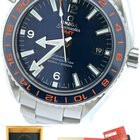 Omega Seamaster Planet Ocean GMT 600m Blue Ceramic Watch
