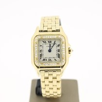 Cartier Panthere Yellow Gold  Original Setting (BOX) 22mm 1999