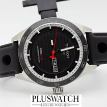 Tissot PRS 516 Automatic Gent Black Dial 42mm R
