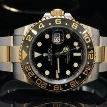 Rolex 2008 GMT 2, Steel & Gold, 116713LN, Mint, Box &...