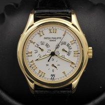 Patek Philippe - 5035J - Annual Calendar - Cream Dial -...