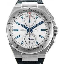 IWC Schaffhausen IW378509 Ingenieur Chronograph Racer Silver...