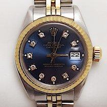 Rolex Ladies Rolex 18k Karat Yellow Gold & Stainless...