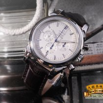 Omega 4841.31.32碟飛系列同軸擒縱計時碼錶 OMEGA