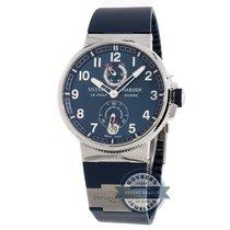 Ulysse Nardin Marine Chronometer Manufacture 1183-126-3/63