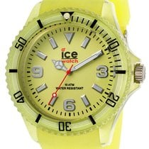 Ice Watch Ice-Glow Polyamide & Silicon Mens Yellow Fashion...