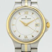 Universal Genève Classic Quartz Steel-Gold Lady 244.820