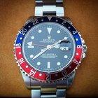 Rolex GMT Master II 16710 série K (2002)- Bracelet SEL