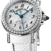 Breguet [NEW] Marine Automatic White Gold Ladies 8818bb/59/564...
