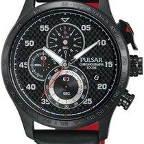 Pulsar WRC PM3043X1 Herrenchronograph Klassisch schlicht