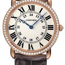 Cartier -Ronde Louis De Cartier, Kleines Modell, Ref. WR000351