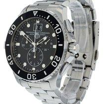 TAG Heuer Aquaracer Grande Date Chronograph