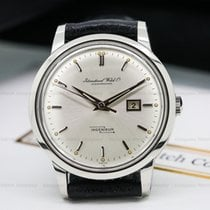 IWC Vintage Ingenieur SS Silver Dial