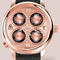 Jacob & Co. World Time Automatic · GMT Collection GMT-7RG