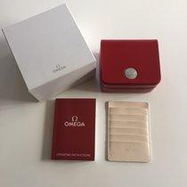 Omega box - Speedmaster, Seamaster etc, with accessories