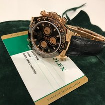 Rolex Daytona Chocolate Rose Gold