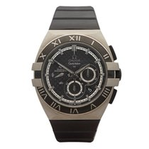 Omega Constellation Double Eagle Chronograph Mission HIlls...