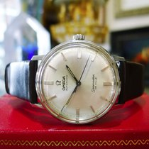Omega Seamaster De Ville Stainless Steel Automatic Watch