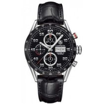 TAG Heuer Carrera Day-Date Chronograph (43mm)