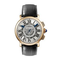 Cartier Rotonde Manual Mens Watch Ref W1555951
