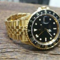 Rolex GMT MASTER GOLD