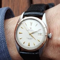 Rolex Oyster Perpetual Bubble Back, Date