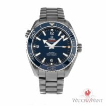 Omega Planet Ocean 600M Co-Axial