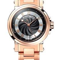 Breguet Brequet Marine 5817 18K Rose Gold Men's Watch