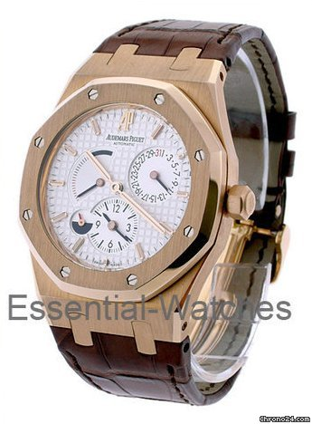 Audemars Piguet Royal Oak - Dual Time