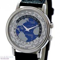 Andersen Genève Christopher Columbus Worldtimer 950 Platinum...