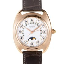 Hermès Dressage Retrograde Calendar Moonphase DR2.770