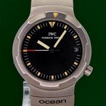 IWC Porsche Design Ocean 500 Automatic Titanium