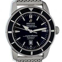 Breitling Superocean Héritage Stahl Automatik Chronometer 46mm
