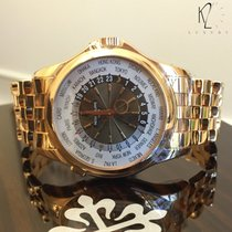 Patek Philippe World Time in Rose Gold 5130/1R