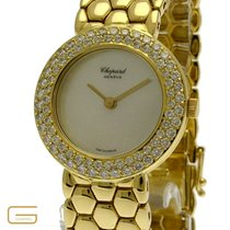 Chopard Ref.10/5210 18K.Gold mit Brillanten